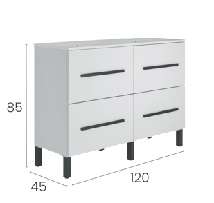 Mueble Element 120 cm